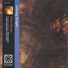 VIDNA OBMANA : ECHOING DELIGHT Extreme Records CD : Electronic Ambient : MINT!