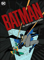 Batman The Complete Animated Series (12 DVD DISC BOX SET) *BRAND NEW & SEALED*