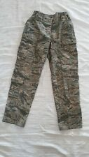 Air Force Camouflage Womens Utility Trousers Size 10 Regular