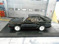 AUDI Sport Quattro black schwarz 1985 Norev 188315 RAR NEU 1:18