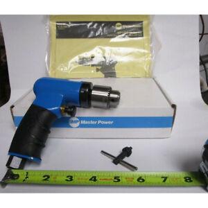 "MASTER POWER MP1454-38 1/4"" NON-REVERSING AIR DRILL"
