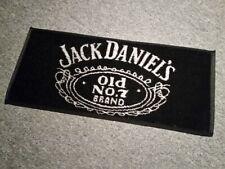 JACK DANIELS - OLD NO.7 -  Bartuch - Handtuch - von 2000 - selten
