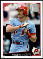 Mike Schmidt 2021 Topps 5x7 70 Years of Topps Baseball #70YT-59 /49 Phillies