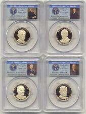 2014 S Presidential Dollar Proof Set PCGS PR70 DCAM $1