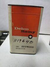 Delco-Remy 1119640 / 1119655  Regulator