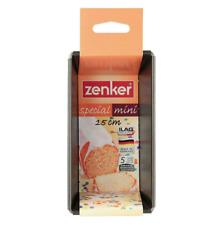 Zenker Special Mini Königskuchenform Königskuchen Backform Kuchenform L 15 cm x2