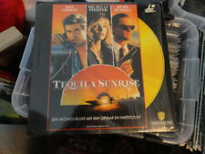 'Tequila Sunrise' 1990 Dutch Edition Laser Disc -PAL-