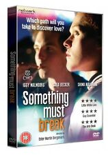 SOMETHING MUST BREAK. Gay interest. New sealed DVD.