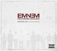 EMINEM - NOWHERE FAST FEAT. KEHLANI (2-TRACK)   CD SINGLE NEUF