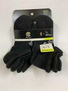 Champion Youth Heel Shield Socks- 6 Pack +1 Bonus