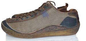 Merrell Barcelona Low Hemp Coffee  Brown Casual Sneaker Shoes Sz 13