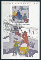 Bund Block Nr. 41 gestempelt ESST Bonn BRD 1947 Tag der Briefmarke 1997 m. Gummi