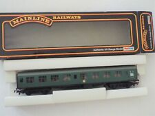 37121 Boxed Mainline 00 Scale Southern Region Green Mk 1 Coach SUPERB throughout