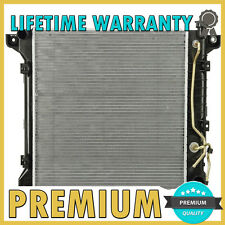 Brand New Premium Radiator for 97-99 Dodge Dakota 98-00 Durango w/o Aux TOC