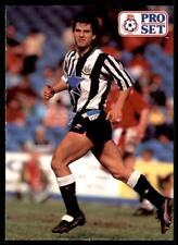 Pro Set Football 1991-1992 Newcastle United Gavin Peacock #185