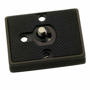 Quick Release Plate For Manfrotto 200PL-14 496RC2 498RC2 486RC 804RC2 DC347 Ku