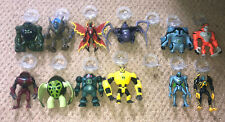 Ben 10 Ultimate Alien figures and Ultimatrix Watch Discs