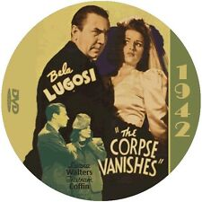 """The Corpse Vanishes (1942) Thriller and Mystery NR CULT """"B"""" Movie DVD"""