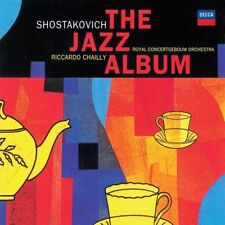 The Jazz Album - (LP) - Chailly/CGO/+ VINILE LP NUOVO Shostakovich, Dmitri