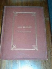VERY RARE DOG BOOK ABOUT THE SETTER BY LAVERACK 1872