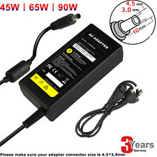 45W/65W/90W For Dell Inspiron 15 3000 5000 7000 Series Laptop AC Adapter Charger