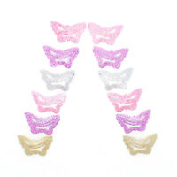 BABY GIRLS MINI HAIR CLIPS SMALL TINY GLITTER HAIR CLIPS BABIES SNAP HAIR CLIPS