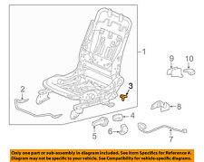 HONDA OEM Airbag Air Bag SRS-Position Sensor 81550SNAA01
