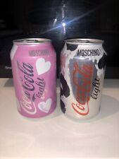 Moschino Coca-cola ( Rare )