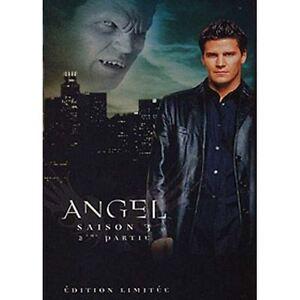 Angel : Saison 3, Partie B - Édition 3 DVD - NEUF - version française