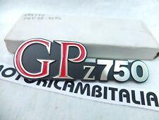 KAWASAKI GPZ750 GPZ 750 stemma SIDE COVER MARK BADGE EMBLEM LABEL 56018-1295