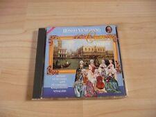 CD Rondo Veneziano - Concerto per Vivaldi - 1990