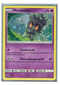 Pokemon Marshadow Promo SM 93 Holo Deutsch Near Mint