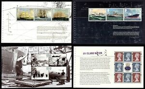 Choose ONE OR MORE MNH DY8 MERCHANT NAVY Prestige Booklet Individual Pane 2013
