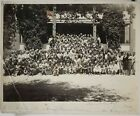 Navajo Methodist Mission School Farmington New Mexico Conference Photo, Rare!