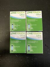 One touch Ultra Retail test strips. 400 Strips