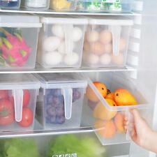 New listing Portable Refrigerator Fridge Sealed Food Fruit Storage Box Organizer Container