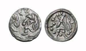 (15921) Samarqand Soghd, AR obol, Antiochus imitation, Archer.