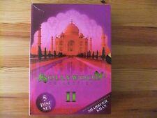 Bollywood II - Shahrukh Khan / Asambhav/Run-Daud - 5 DVD'S inklusive Bonus !TOPP