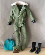 Barbie Ken Doll Steve Trevor Wonder Woman Clothing & Accessories ONLY - NO DOLL