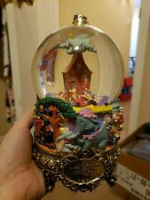 Disney Rare Dumbo Masters of animation snowglobe casey jr
