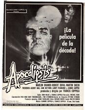 Apocalypse Now poster Apocalipsis (approx: 1985) Read details before bidding