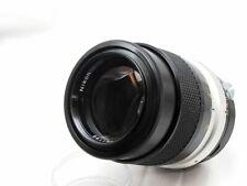 Nikon Nikkor Q Auto 135mm F2.8 non Ai Lens Japan #1900