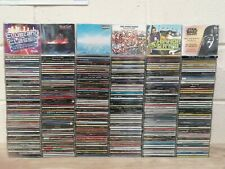 380 x Singles Cd Job Lot - Oasis Meatloaf Dance Trance Hip-hop Pop Rock RnB