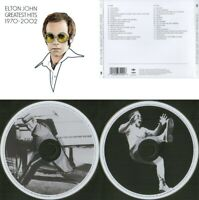 Elton John Greatest Hits 1970-2002 34 Track 2 CD Album Very Best Of Collection