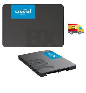 "DISCO DURO SSD CRUCIAL 2.5 "" 120Gb 120 gb Sata 3 ENVIO HOY"