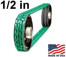 "Adj Link V-Belt 1/2"" x 4' Replacement Atlas/Craftsman Metal Lathe, Drill Press M"