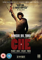 Che - Complete Series 1-2 The Argentine Guerilla New and Sealed UK Region 2 DVD