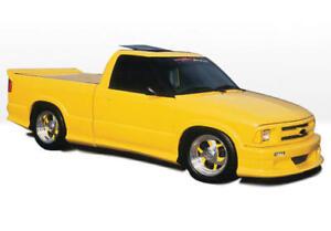 1994-1997 Chevrolet S-10 Custom Style Urethane Front Lip Air Dam