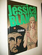 DUFAUX/RENAUD:JESSICA BLANDY N.14.CUBA!EURAMASTER CARTONATO 2007 COME NUOVO!!