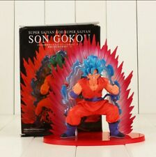 Dragon Ball Super - Kaioken Super Saiyan Son Goku PVC Action Figure Figurine AU